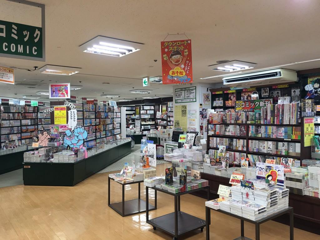 6書店共催!!おそ松さんフェア 開催中