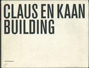 """本日のおすすめ古書""""Claus En Kaan Building""""ほか2点"""